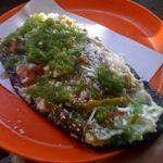 Cocina prehispánica  mexicana: Tlacoyos