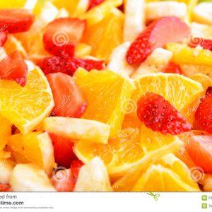 Ensalada de Fruta bicolor