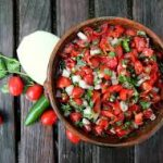 Salsa Cruda Mexicana