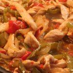 Pollo a la Mexicana