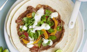 Tacos Mexicanas Vegetales