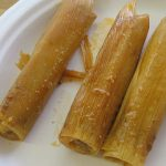 Tamales Dulces de Nuez