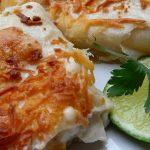 Enchiladas Suizas de Veracruz