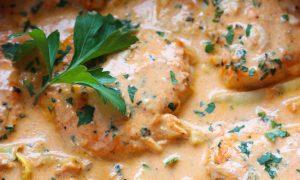 Una Salsa exquisita para Pescado o Carne
