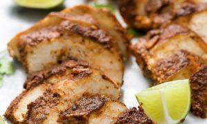 Pollo a la Lima